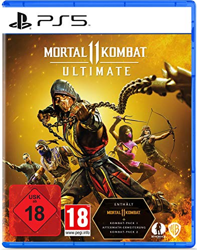 Mortal Kombat 11 Ultimate (PlayStation 5)