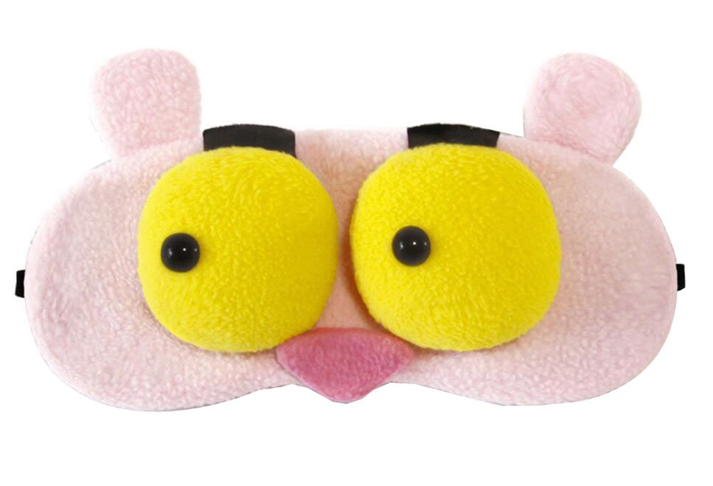 specialty shop Plush Blindfold Soft and Comfortable Max 85% OFF Eye Mask