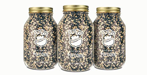 Great Price! Pilot Knob Comforts Gourmet Popcorn Kernels for Popcorn Machines, Popcorn Popper, Air P...