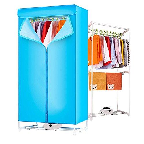 mentalshopwb Asciugabiancheria asciugatrice elettrica a Cabina Box