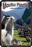 ERMUHEY The Funny Machu Picchu Inca Cusco Region Peru der