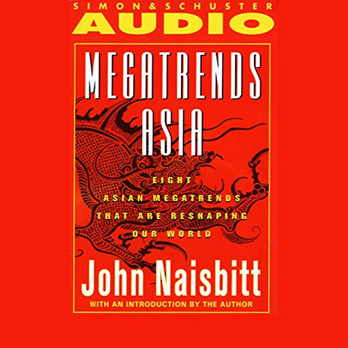 Megatrends Asia audiobook cover art