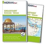MERIAN live! Reiseführer Kreuzfahrt Emirate Oman: Mit Extra-Karte zum Herausnehmen