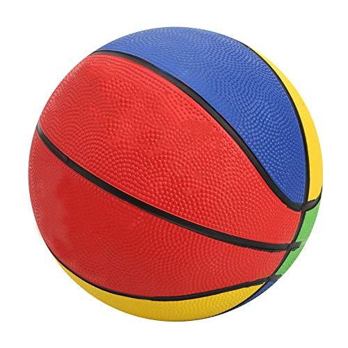 T best Kinder Basketball, Nr. 3 Little White Rabbit Kindergarten Kinder Mini Wear Resistant Basketball für 1-5 Jahre alt