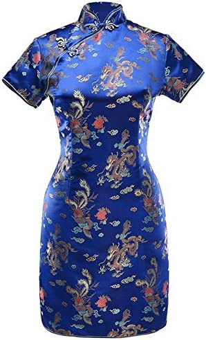 Chinese print dress _image2