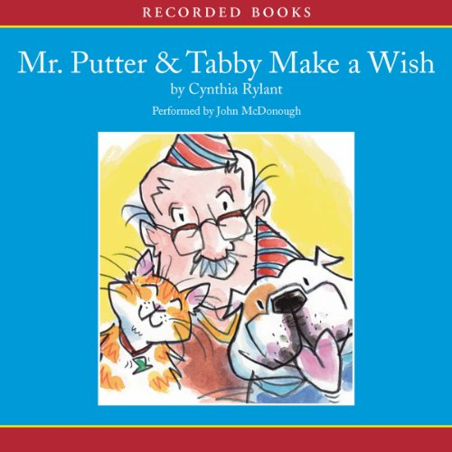Mr. Putter and Tabby Make a Wish audiobook cover art