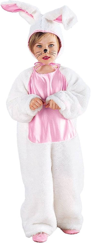 Charades Kostme 34194 Plush Bunny Kostm Gre Newborn Infant