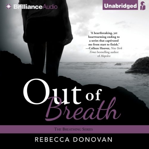 Out of Breath audiobook cover art