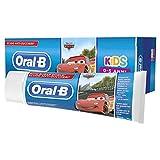 Oral-B Dentifricio per Bambini con personaggi, 75ml