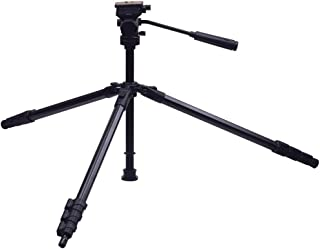 Targus Pro Series 3-Way Panhead and Bubble Level Tripod, 60-Inch, Black (TG-P60T)