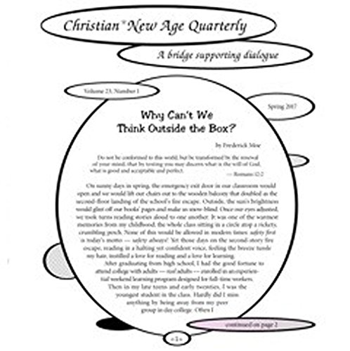Christian-New Age Quarterly