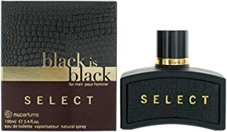 Best black is black select cologne Reviews