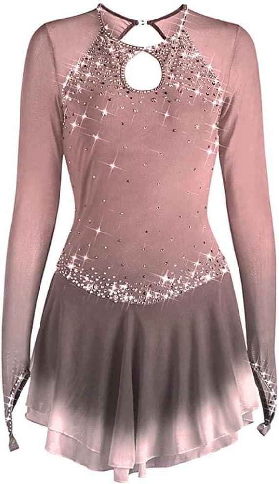 online shop SHANGN Figure Skating Dress Girls Ice Women Performance Luxury