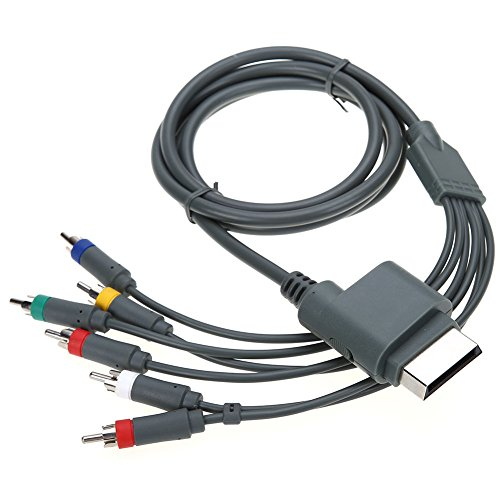 Childhood Componente de TV de alta definición compuesto cable de audio AV...