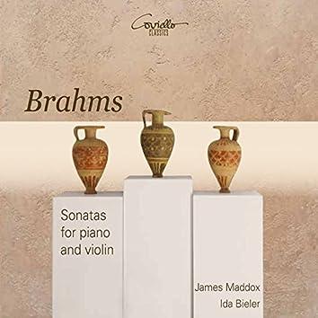 Brahms: Violin Sonatas Nos. 1 - 3