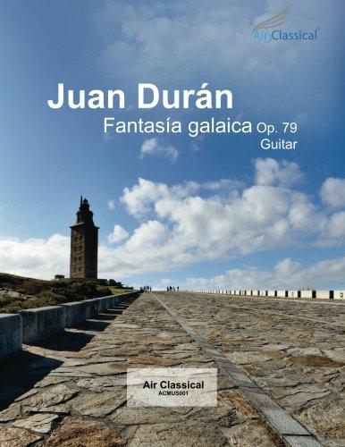 Fantasía galaica Op. 79