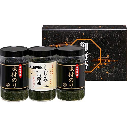 有明海産&しじみ醤油味付のり ( 700-5539r )
