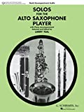 Solos for the Alto Sax Player Bk/with online audio