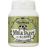 ターナー色彩 アクリル絵具 ミルクペイント for ガーデン ミモザイエロー MKG20339 200ml
