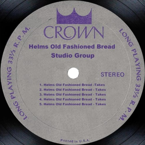 Helms Old Fashioned Bread - Take 1 (Slow Tempo)