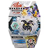 Bakugan Ultra Fusion, Darkus Aurelus Sabra x Pyravian Ultra, - 3-inch Tall Collectible Transforming Creature, for Ages 6 and Up