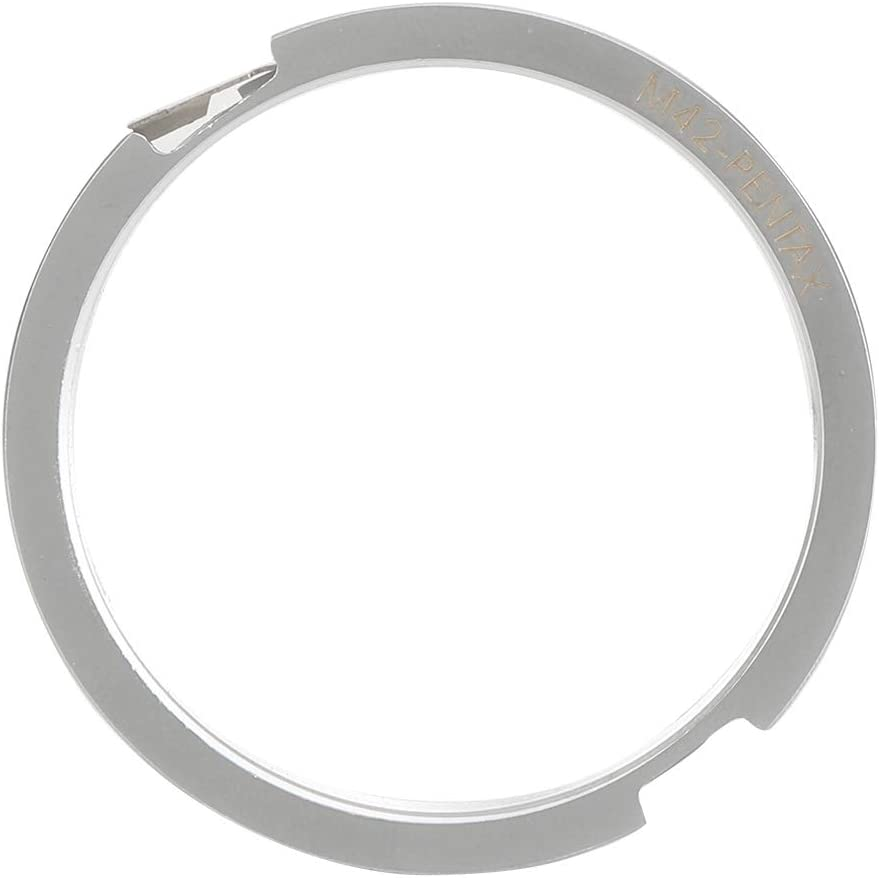Wosune Lens Adapter Over item handling Stable Characteristics Copper 5% OFF Long S