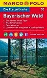 MARCO POLO Freizeitkarte Bayerischer Wald 1:110.000