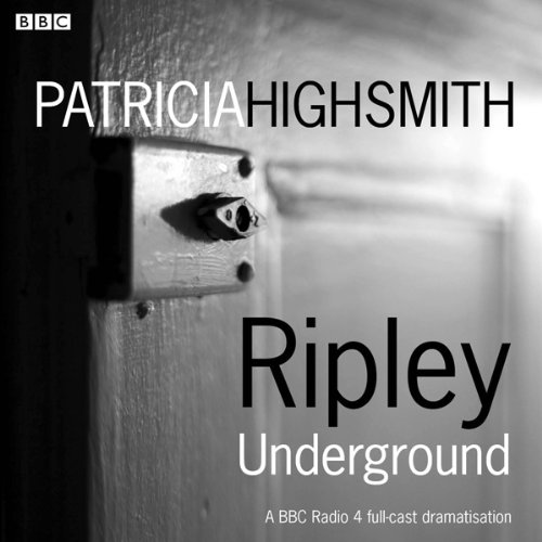 Ripley Underground audiobook cover art