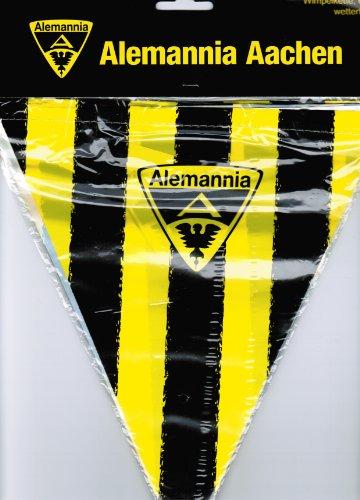 6 Meter Wimpelkette wetterfest Alemannia Aachen