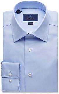 Men's Royal Oxford Barrel Cuff Trim Fit Dress Shirt