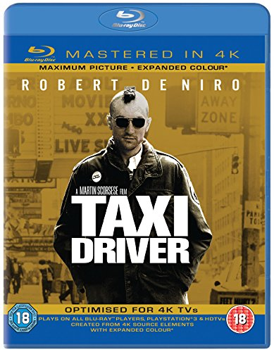 Taxi Driver (4k + Uv Copy) [1976] [Blu-ray] [Import]