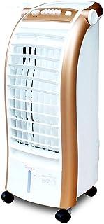 ) Portátil Compacto Evaporativo Aire AcondicionadoVentilador De Aire Acondicionado Ventilador Casa con Agua Hielo FunciónFrío 3 En 1 Humidificador Purificador Climatizador