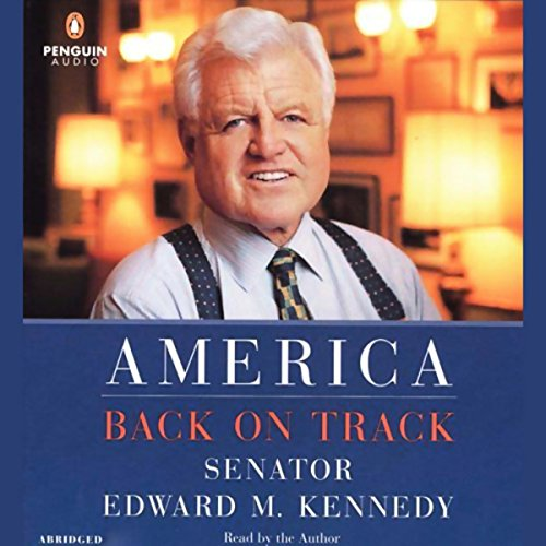 America Back on Track audiobook cover art
