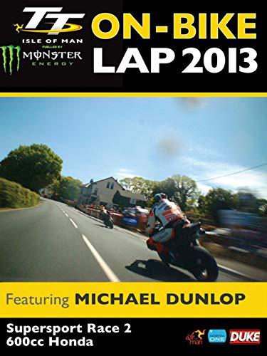 Tt 2013 on Bike: Michael Dunlop