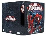 Copertina Ad Anelli Nero Ultimate Spiderman