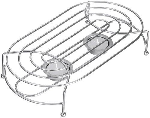axentia 218221 - Calentador de Comida para Buffet