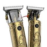 Aimoli Miglior Tagliacapelli Professionale Tagliacapelli Per Uomo Macchinetta Per Capelli Parrucchiere Cordless Professionale Incisione Vintage