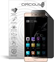 Celicious Privacy Plus 4-Way Anti-Spy Filter Screen Protector Film Compatible with Gionee Marathon M5 Enjoy