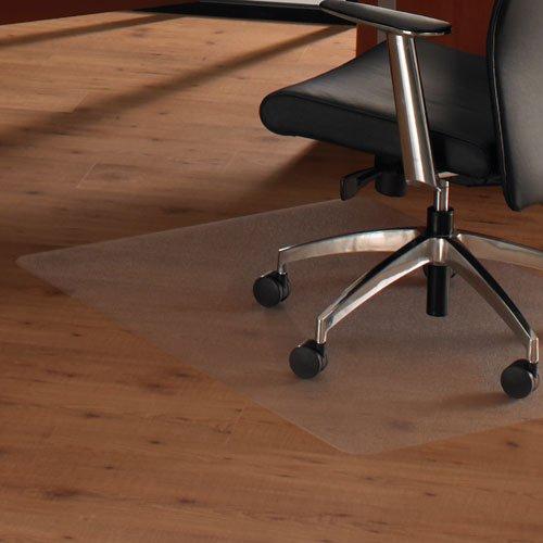 Floortex 619500 Bodenschutzmatte ULTIMAT II 120 x 90 cm Transparent Hartboden 100{2a293232051e3bbea1167b3607b05e47150d318a55d884e938849005ddffc9a5} Polycarbonat, TÃœV Zertifiziert