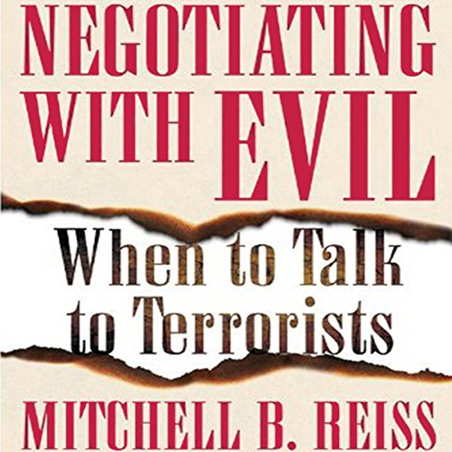 Negotiating with Evil cover art