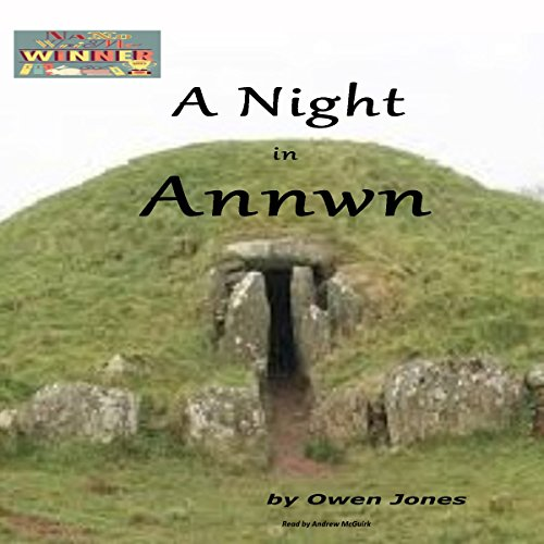 A Night In Annwn audiobook cover art