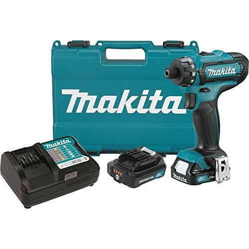 Makita FD06R1 DriverDrill Kit