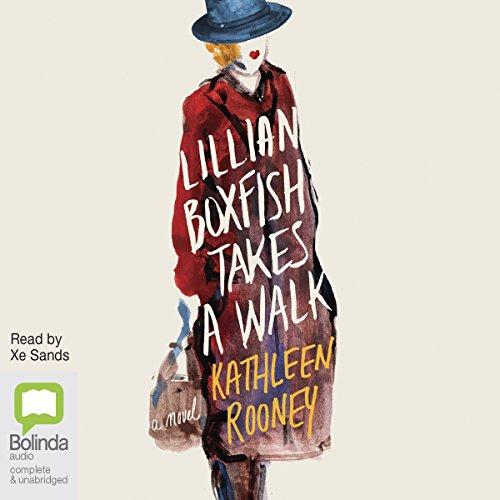 Lillian Boxfish Takes a Walk cover art