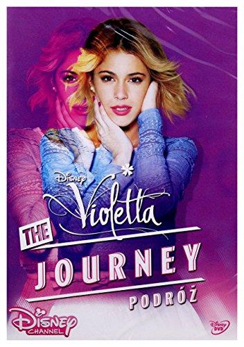 Violetta Journey: Podroz (Disney) [DVD] (Keine deutsche Version)