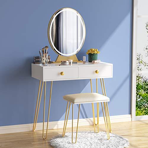 LVSOMT Vanity table set