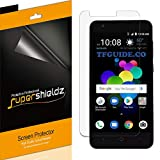 (6 Pack) Supershieldz for ZTE Blade T2 Lite (Z559DL) Screen Protector, High Definition Clear Shield (PET)