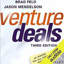 Venture Deals Brad Feld Pdf