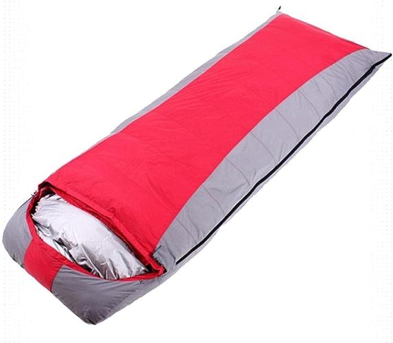 Duvet de canard sac de couchage adulte extérieur 4 saisons Camping ultra léger 2,3 kg