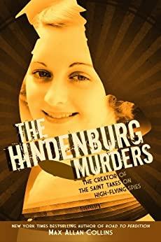 The Hindenburg Murders (Disaster) by [Max Allan Collins]