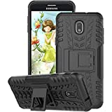GSDCB Galaxy J7 Case 2018, Galaxy J7 Refine Case, Galaxy J7V / J7 V Case 2018 (2nd Gen), Galaxy J7 Star Case, J7 Top, J7 Aura, J7 Aero, J7 Crown, J7 Eon, Phone Case with Kickstand (Black)